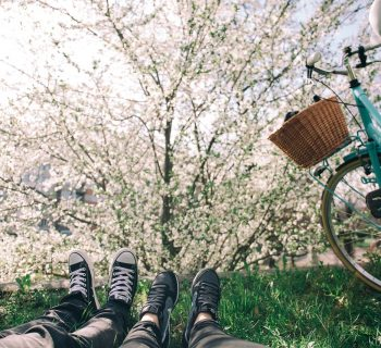 Trentino Alto Adige: metti una bella giornata di sole e una bicicletta