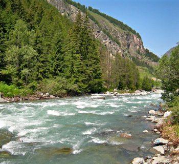 I migliori luoghi dove praticare Rafting in Italia