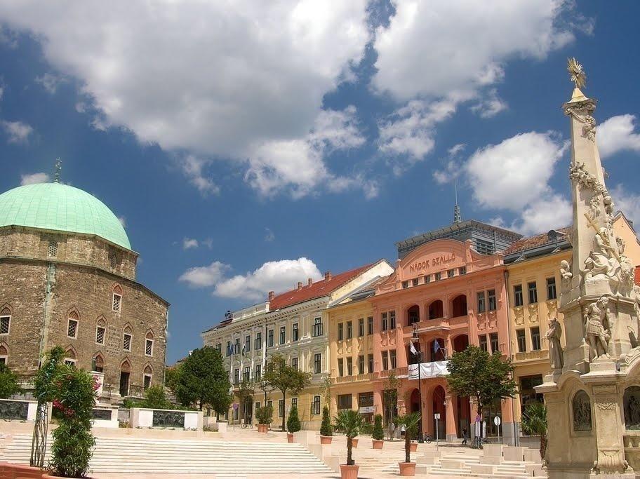 Ungheria. Una passeggiata tra le vie di Pècs