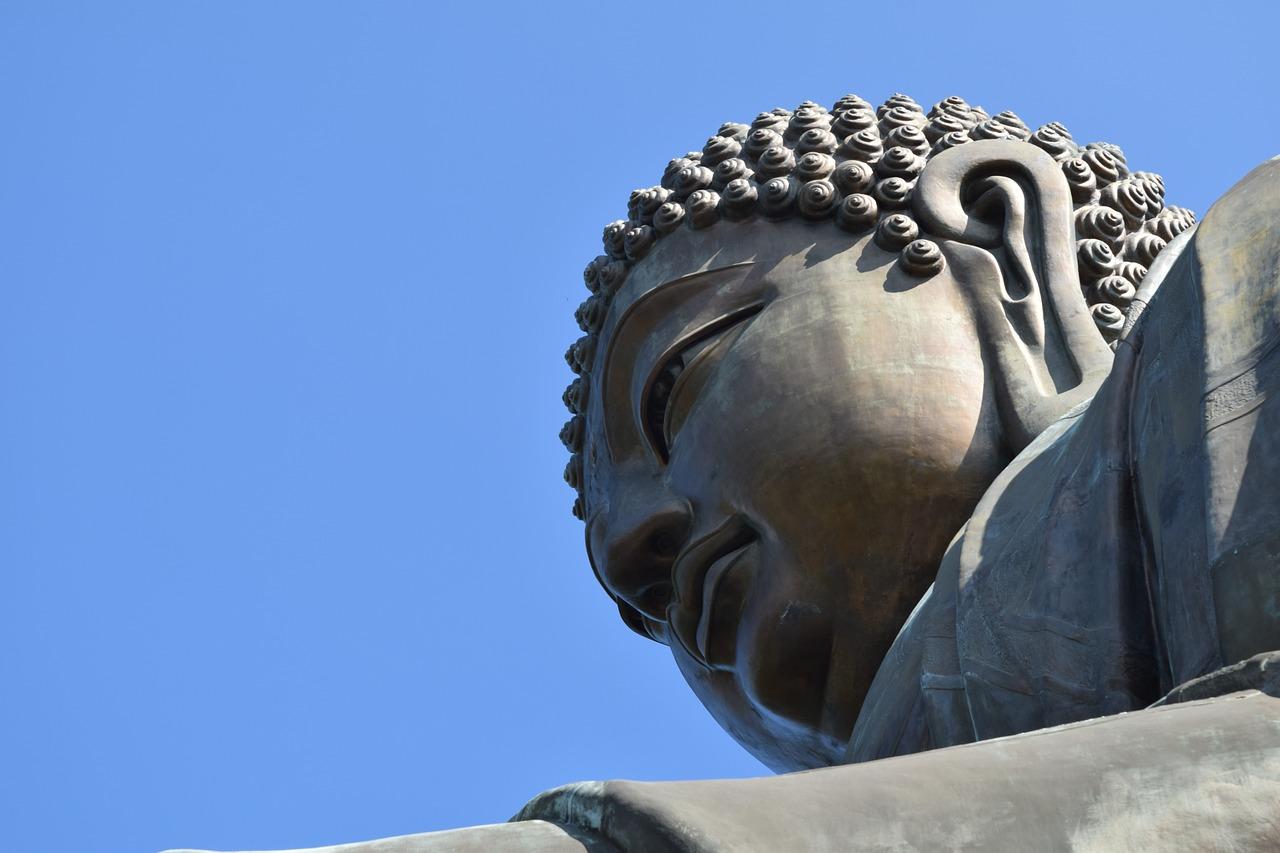 Un angolo di Tibet sulle colline reggiane