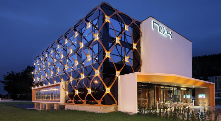 Design e originalità all'Hotel Nox**** di Ljubljana