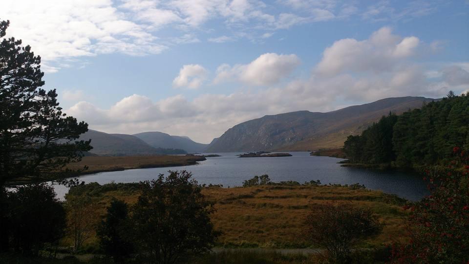 Irlanda: Glenveagh, un giardino nella brughiera