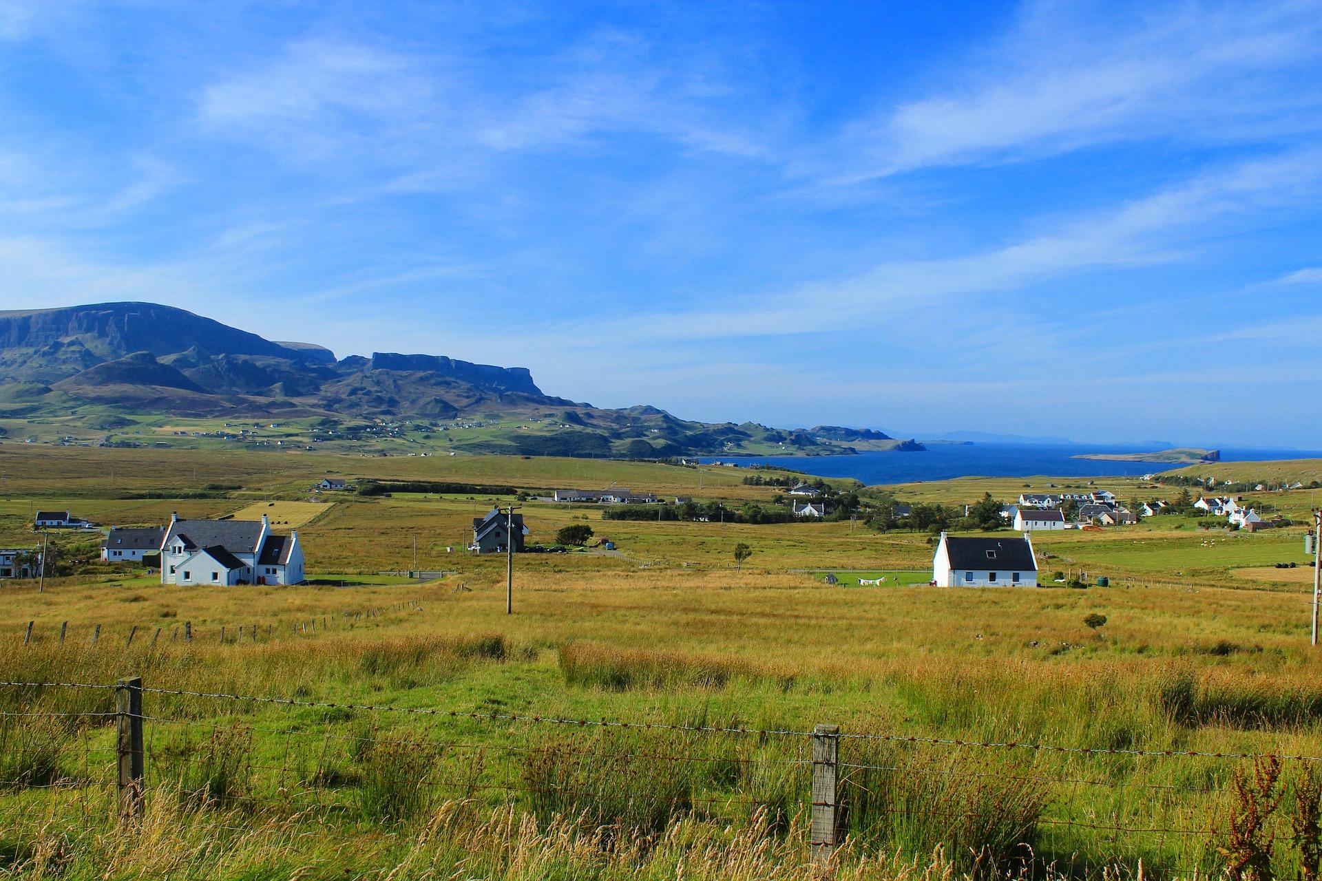 Fly and Drive in Scozia. Idee e consigli su dove dormire.