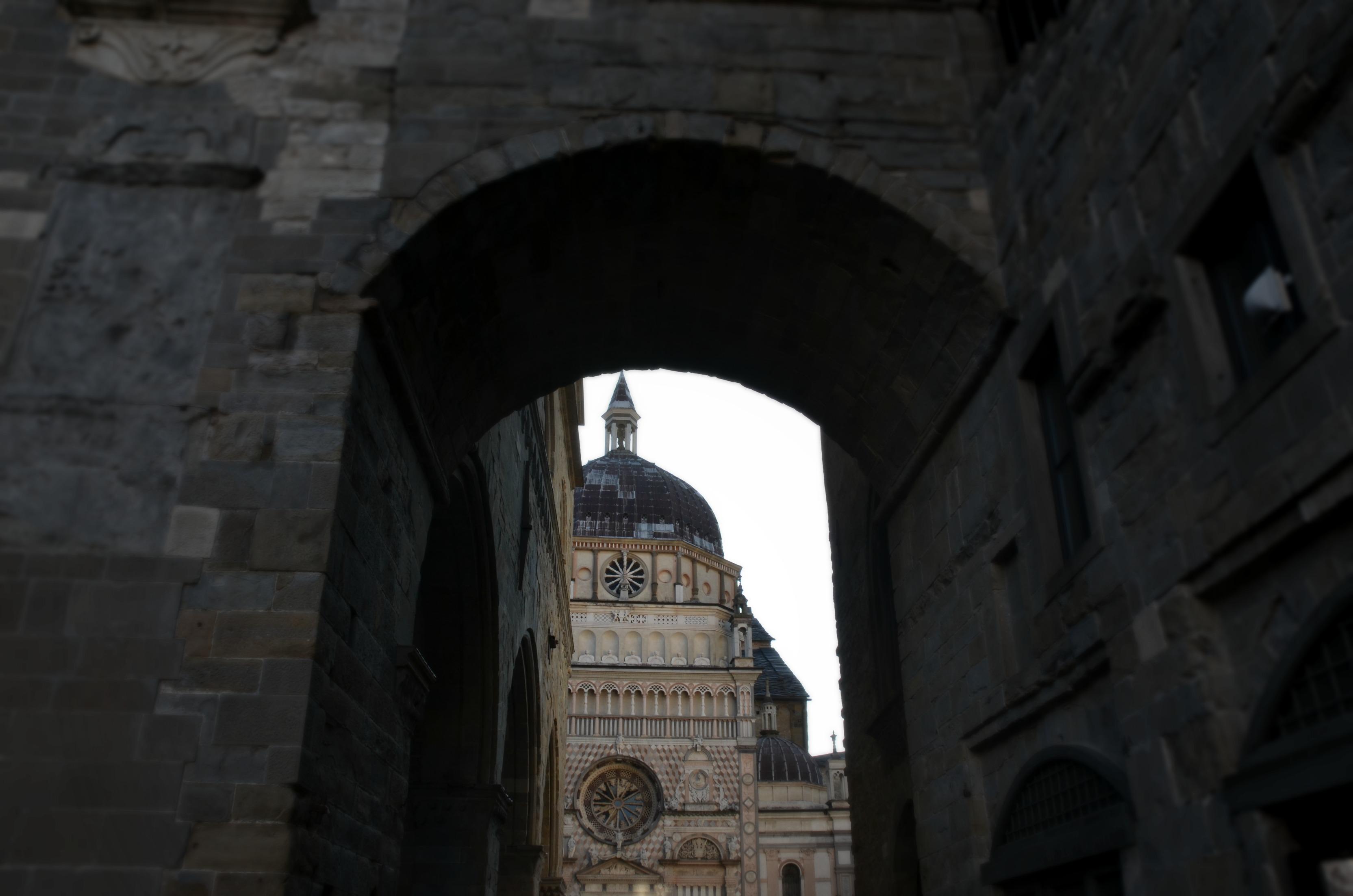 Bergamo: un pomeriggio alla scoperta della Città Alta